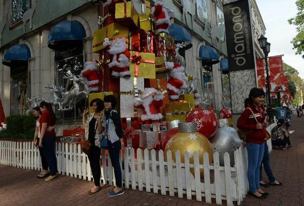 Giáng Sinh và giới trẻ