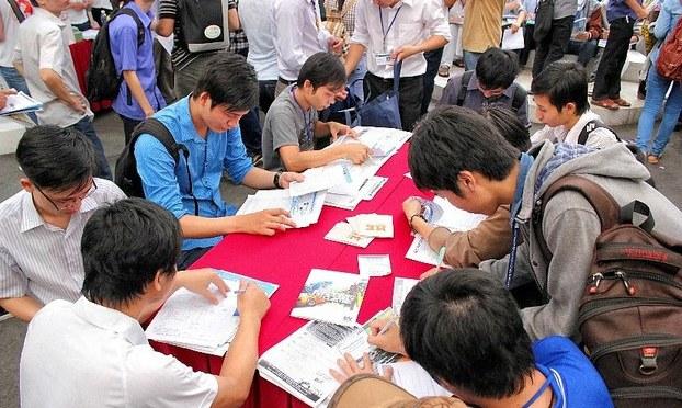 Mục tiêu cho năm 2015 của người trẻ Việt Nam
