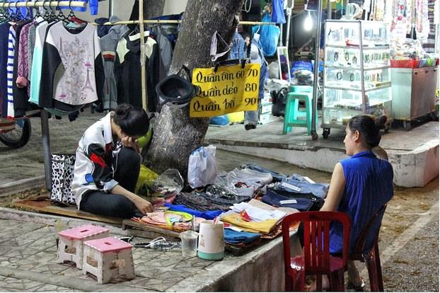 Những người ăn đêm ở Cà Mau