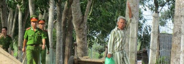 Tù nhân chính trị Ngô Hào bị chuyển trại