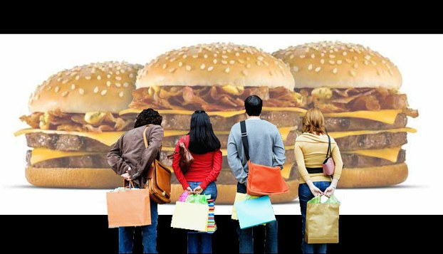 Nên cẩn thận khi lựa chọn thức ăn nhanh