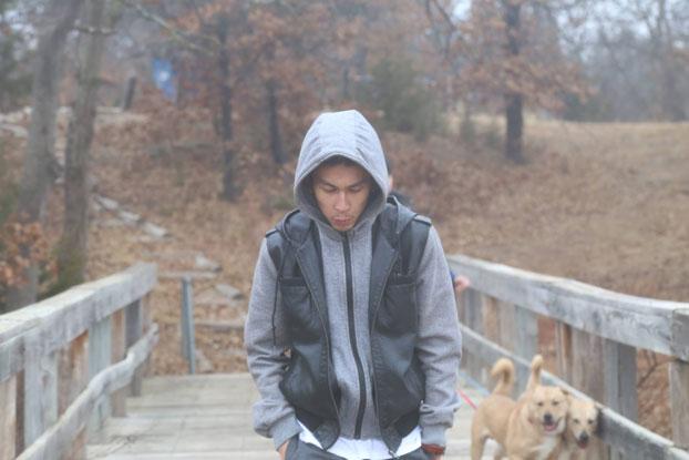 Nah Sơn, một du học sinh, rapper bất đồng chính kiến