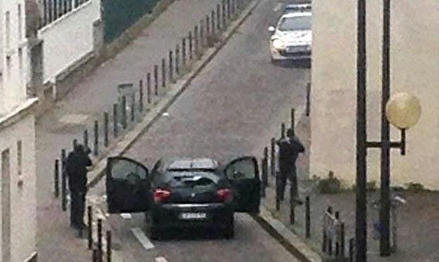 Charlie Hebdo, biến cố làm bàng hoàng nước Pháp