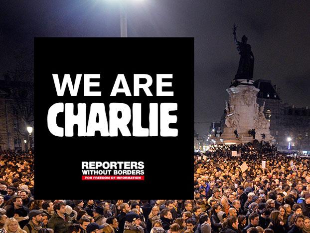 RFS: Thảm kịch Charlie Hebdo là tấn công nhắm vào nền dân chủ